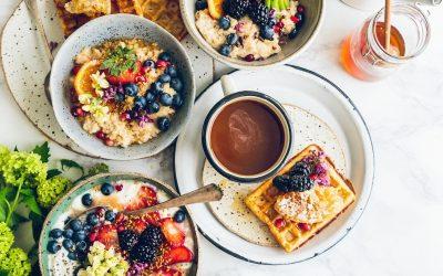 Frühstücks-Boxen